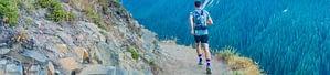 running mountain