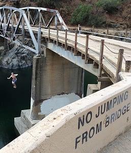 Jump Off Bridge